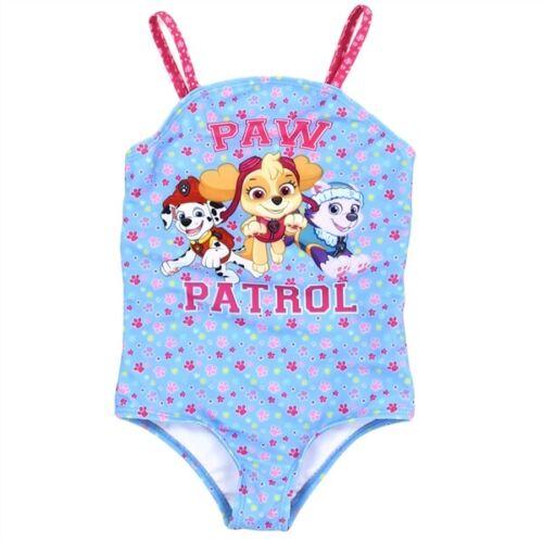Nickelodeon Paw Patrol Skye Toddler Baby Girls Beach Fun Swimsuit UPF50 Sunblock