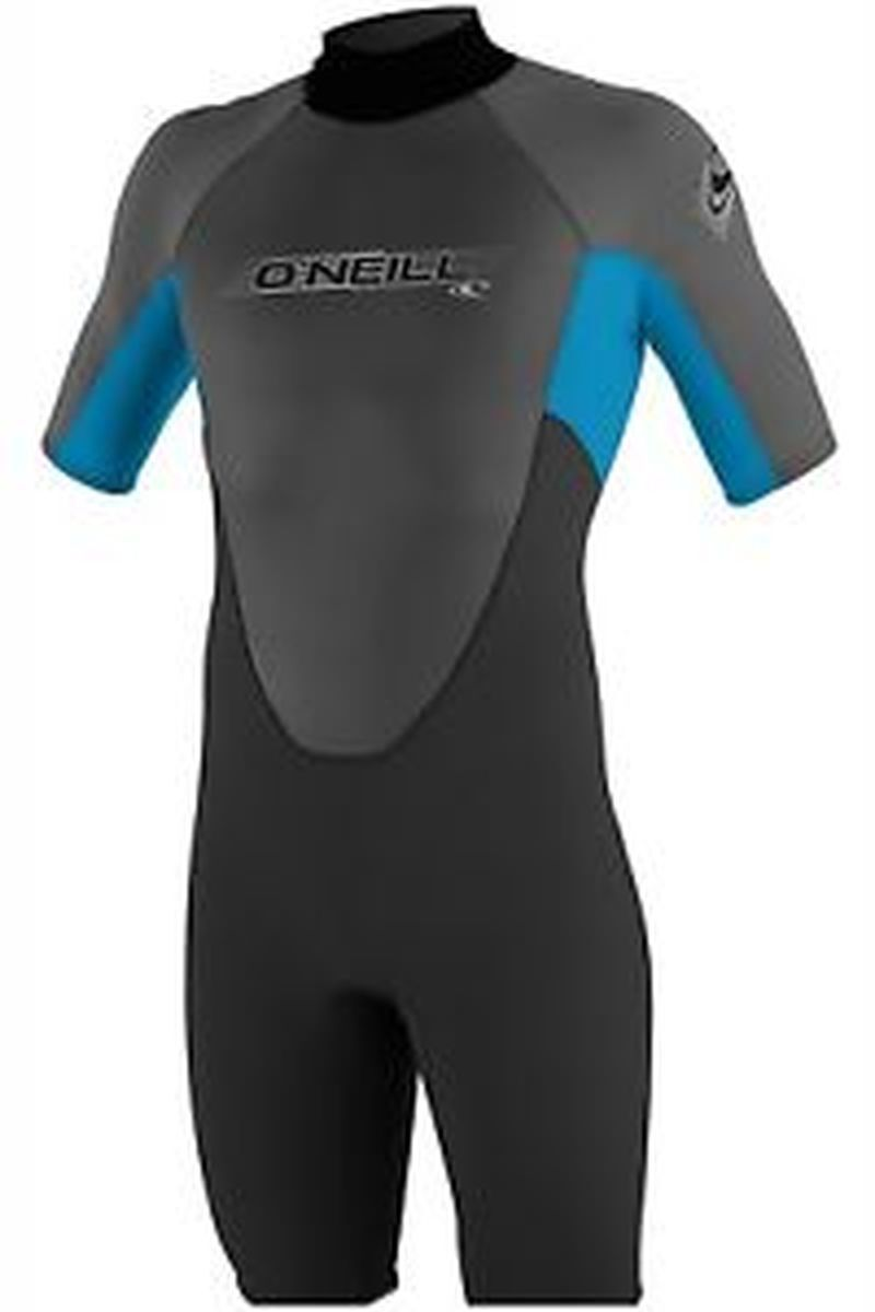 O'Neill Men's Reactor Spring Wetsuit Shorty- Large
