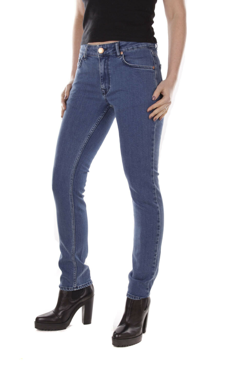 DMM DMM DMM Collection donna pantalone jeans skinny c87ead