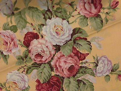 Vintage Ralph Lauren Kathleen Duvet Cover ~ Gorgeous Roses~ Cottage