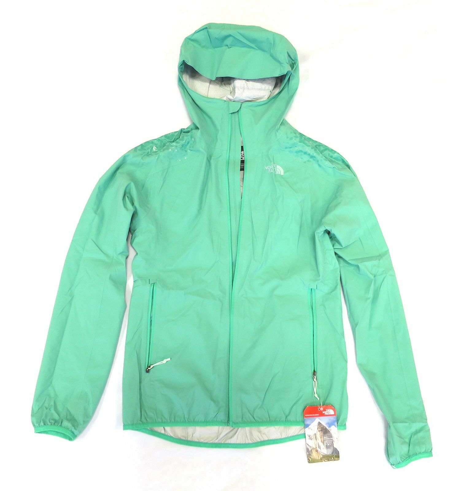 THE North Face Wouomo New Ultra Giacca surreale verde Piccolo