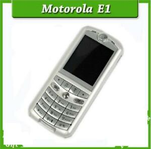 Motorola E1 1.3MP Caméra Bluetooth Anglais Arabe Russe Clavier Téléphone portable