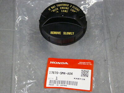 Genuine Honda 17670-SM4-A01 Fuel Filler Cap