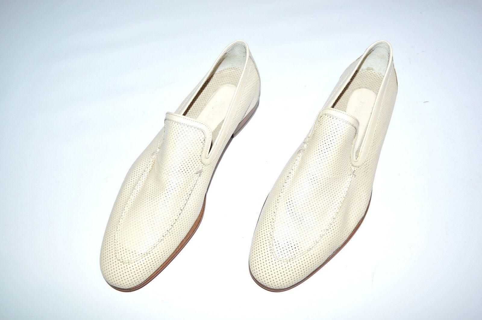 Nuevos Zapatos de piel Stefano Ricci talla nos 9 (COD 496)