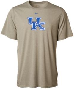 Nike Dri Fit Kentucky Wildcats Elite Logo Team Training ...