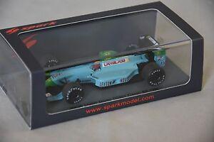Spark S2980 - LEYTON HOUSE CG901 n°15 Grand Prix de France 1990 Gugelmin 1/43