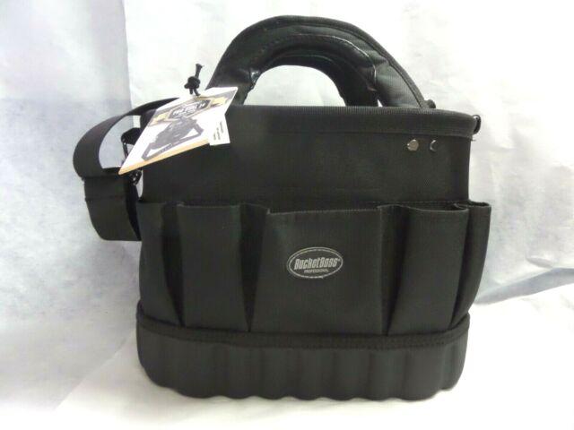 Bucket Boss Pro Oval 14 Tool Tote Bag