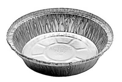 "80 Pcs 7/"" Round Aluminum Foil Pan Disposable Baking Containers Plates Free Ship"