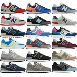 detailed look 2ae46 e049a Details about NEW BALANCE 574 CLASSIC MEN'S RUNNING LIFESTYLE SHOES COMFY  CASUAL SNEAKERS