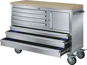 Genial China Rolling Stainless Steel Tool Chest On Wheels Box