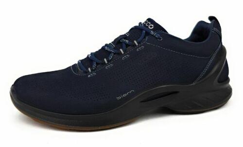 Ecco Biom Fjuel Damenschuhe Schnürschuhe Sportive sportlicher Schnürer Blau Frei