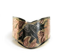 African Jewellery Triangular Elephant Bracelet. 2 Wide Cuff Free Shipping