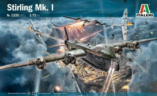 Italeri 1335 - Short Stirling Mk. - 1 72