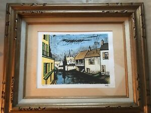 BERNARD-BUFFET-SIGNED-and-NUMBERED-Low-Reserve-Beautifully-Framed