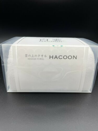 Imabari Towel HACOON Towel on a Cloud Face Towel in Gift Box
