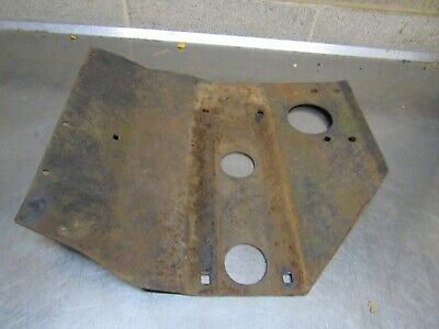 Willys MB EARLY Battery Tray A5181 Jeep WW2 Slat grill Jeep ww2