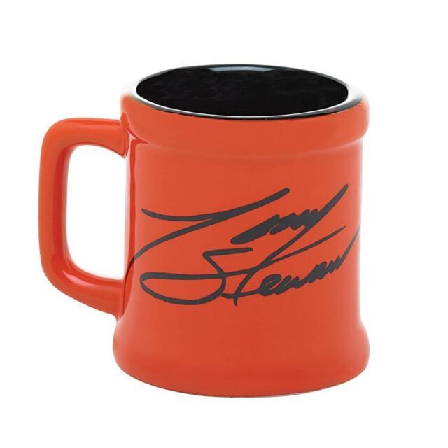 Nascar #20 Tony Stewart - Sculpted Mini Mug 2oz SHOT GLASS