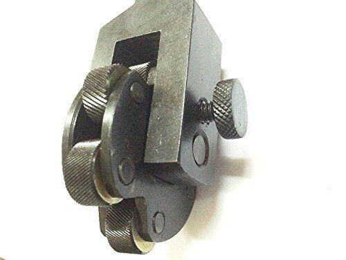 New 6 Knurls Rotating Head Knurling Tool Multi Knurl Pitch Design