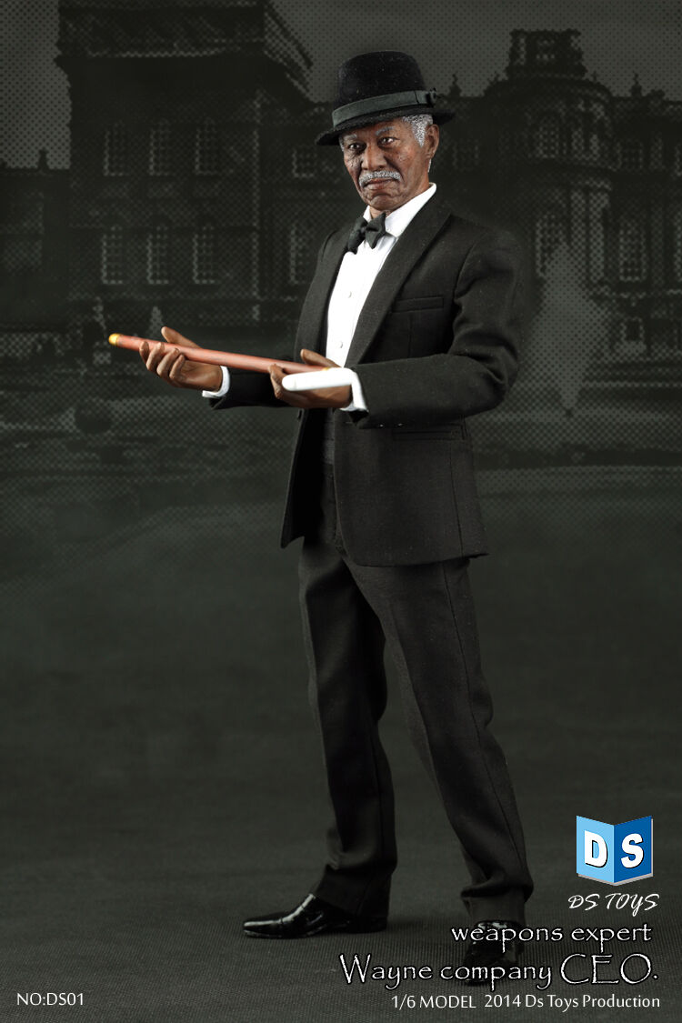 DS Toys CEO WEAPONS EXPERT Wayne Company 1/6 1/6 1/6 Scale FIGURE Batman DS-001 NEW 231b1a