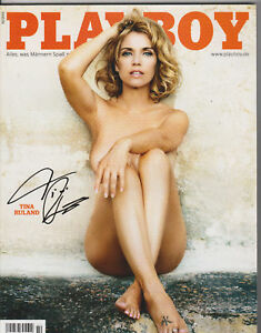 Playboy Germany 2013/10 ABO - Tina Ruland Karolina