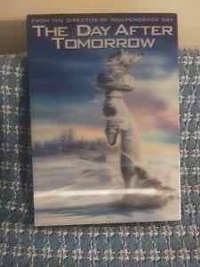 El-dia-despues-de-manana-DVD-2004-Coleccionable-Lenticular-Embalaje
