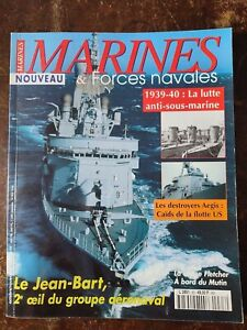 Marines & Forces Naval No 63 1999 The Jean Bart