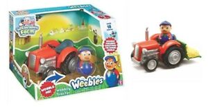 Weebles-Wobbily-Tractor-And-Farmer-Childrens-Toy-Weebledown-Farm-New-Toy-Gift