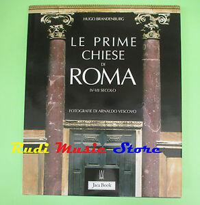 book libro LE PRIME CHIESE DI ROMA IV-VII Secolo 2004 Brandenburg JACA BOOK (LG1 - Italia - book libro LE PRIME CHIESE DI ROMA IV-VII Secolo 2004 Brandenburg JACA BOOK (LG1 - Italia
