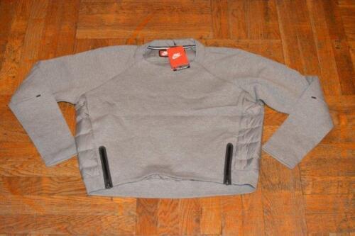 Moyenne Nike Aeroloft FemmeTaille Fleece Crewneck Sweat pour Tech 8nNwPXOk0