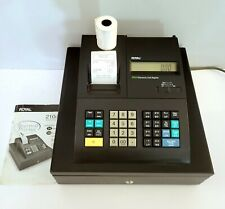 Royal 210dx Electronic Cash Register With Thermal Printer Works Great