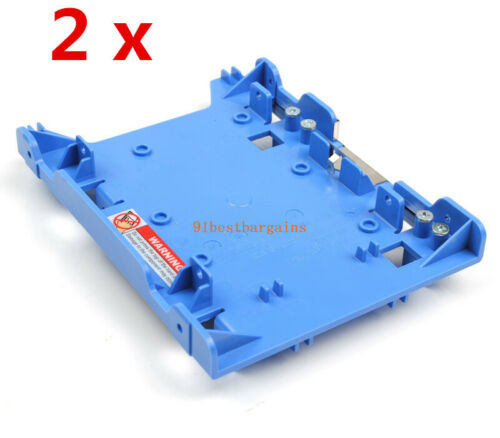 "Dell 960 980 990 T5500 T3610 T5600 2.5/"" SSD Hard Drive Caddy F767D R494D J132D"