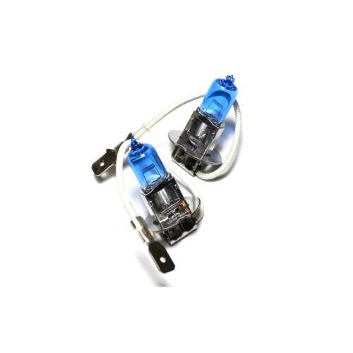 Fits BMW 7 Series e23 55 W Super White XENON HID Front Fog Light Bulbs Pair