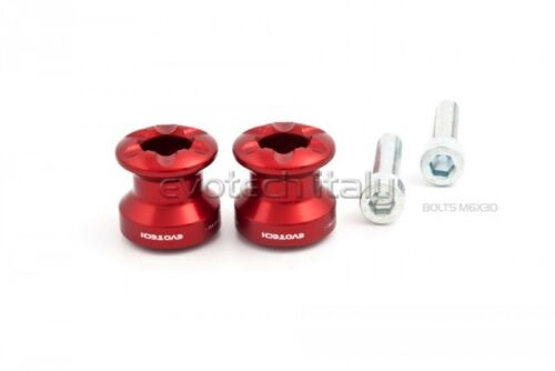 Evotech-SRL Paddock Stand Bobbins Panigale 899 959 CNC Machined from Solid