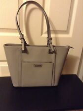 7552d1c7ba1 item 2 Women's Calvin Klein Saffiano Leather Smoke Grey Tote Bag -Women's Calvin  Klein Saffiano Leather Smoke Grey Tote Bag