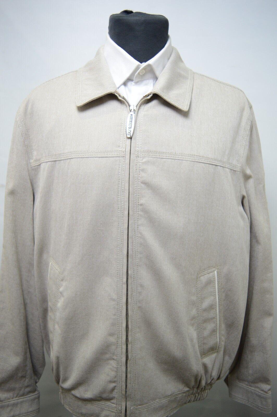 NEW 6450,00  STEFANO RICCI  Outwear Top Over Coat  Us M Eu 50 (G137)