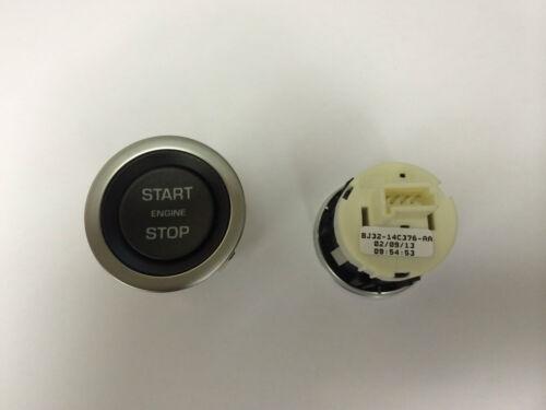 Range Rover//Jaguar Evoque Start Stop Engine Button BJ32-14C376-AA Genuine