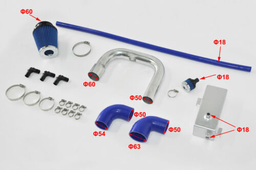 Air Intake filter KIT /& Oil Catch Tank for Toyota Aygo Citroen C1 Peugeot 107