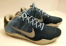 huge discount 5ae4c edee1 item 4 Nike Kobe XI 11 Elite Low Brave Blue Silver Grey 822675-404 Sz 9 EUC  -Nike Kobe XI 11 Elite Low Brave Blue Silver Grey 822675-404 Sz 9 EUC