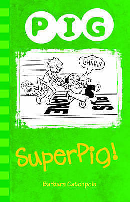 1 of 1 - Superpig!-ExLibrary