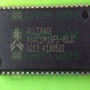 1PCS-ALLIANCE-AS4C1M16F5-60JC-SOJ-42-5V-1M-X-16-CMOS-DRAM-IC