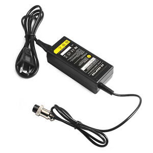 48w Battery Charger Power Supply Cord For Razor E500 S