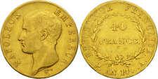 [#470473] France, Napoléon I, 40 Francs, 1806, Paris, TTB, Or, KM:664.1,...