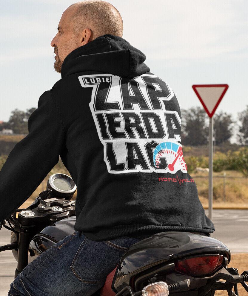 Lubię zapierdalać Bluza na motocykl, motocyklowa