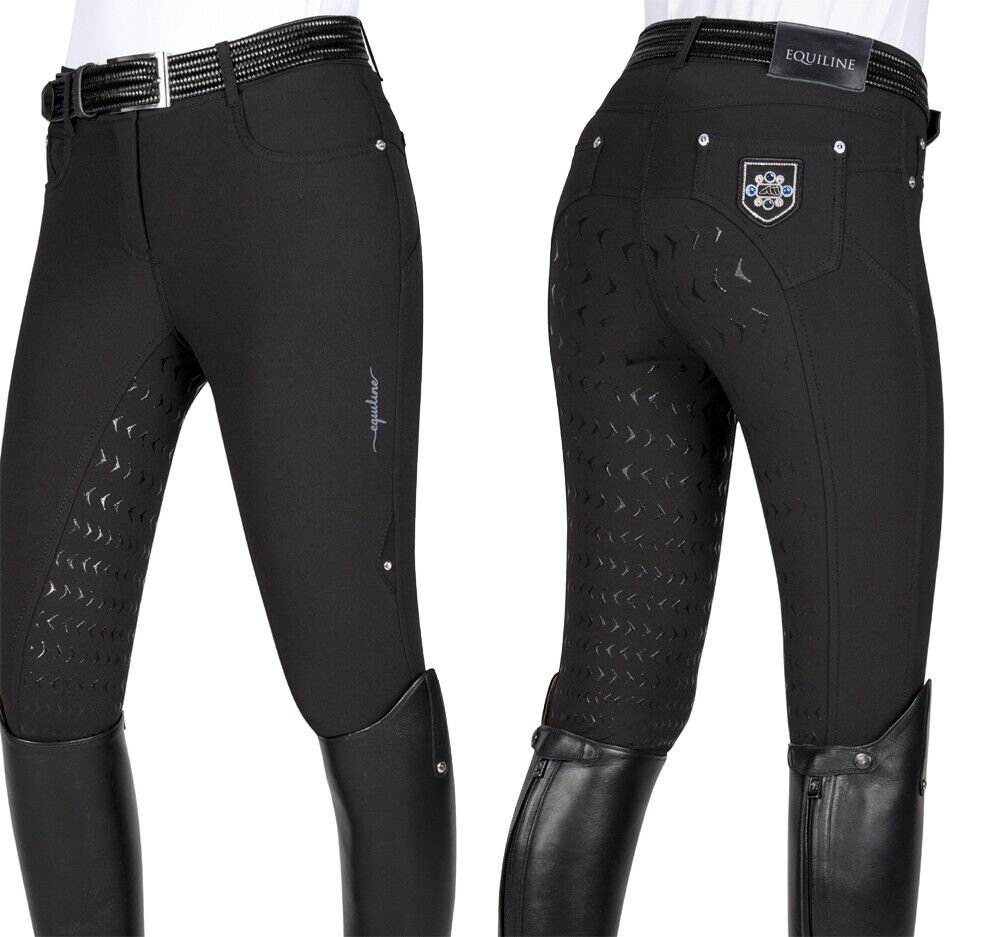 Equiline  Women Equestrian Pants Degrade Nelly - with Fullgrip  fashion brands