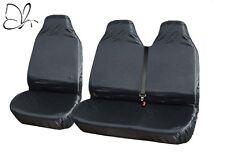 Nissan NV200 Heavy Duty Van Fundas De Asiento 100% resistente al agua