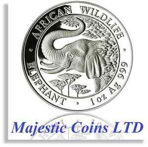2005-Somalia-Elephant-SilverAfrican-Wildlife-1-Oz-999