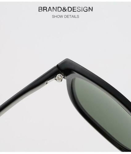 Polarised Mens Womens Vintage Polarized UV Protection Vintage Sunglasses Y005