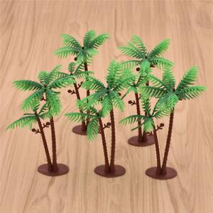 5pcs-Mini-Green-Scenery-Landscaping-Model-Green-Coconut-Palms-Tree-Home-Decor