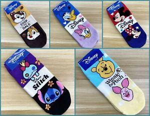Disney-Character-Socks-CHOICE-Womens-Girls-Unisex