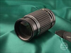 Pentax SMC-M 200mm f4 - Mint - 1361